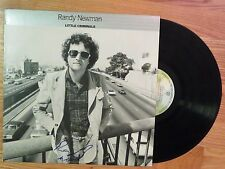 "RANDY NEWMAN signed LITTLE CRIMINALS 1977 Record / Album COA ""SHORT PEOPLE"""