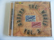AROUND THE WORLD 3 PRIMROSE RARE LIBRARY MUSIC SOUNDS CD