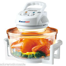 Excelvan Halogen Convection Countertop Multi Cooker Cooking Oven 12 Quart 1300W