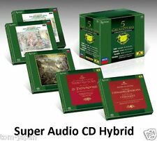 NEW ESOTERIC SACD / CD Hybrid 5 GREAT OPERAS 9CD BOX Box set from JAPAN F/S