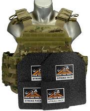 FULL FRAG COATING CATI Body Armor MULTICAM Carrier Level 3  (AR) 500 PLATES