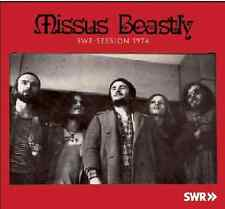 MISSUS BEASTLY swf session 1974 Long Hair LP NEU