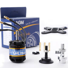 AGM GT Series 850KV Outrunner Electric Brushless Motor GT2820/07 for RC Plane