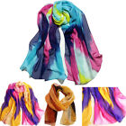 Fashion Women Scarves Infinity China Ink Style Wrap Shawl Chiffon Scarf Scarves