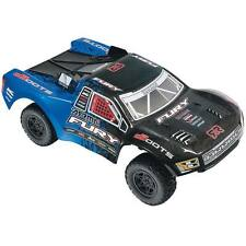 Arrma Fury Mega Short Course Brushed RTR Blue/Black Truck W/ Batt/Chg AR102651
