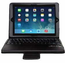Wireless Bluetooth Keyboard Leather Case Cover For Apple New iPad 5/6 Air1/2