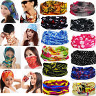 67 Colors Outdoor Multi Purpose Face Mask Snood Bandana Neck Warmer Headwear