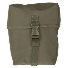 Military Army Multipurpose Utility Tool Fishing MOLLE Belt Pouch Medium Green