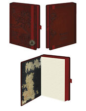 GAME OF THRONES LANNISTER JOURNAL NOTEBOOK DRAWING PAINTING SCRAPBOOK TV SHOW!!!