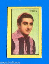 CALCIATORI STELLA BISCOTTI BOVOLONE anni 60 - Figurina-Sticker - FOGLIA -New