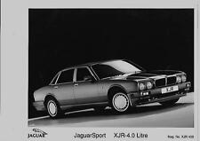 """1989 JAGUARSPORT XJR 4.0 LITRE PRESS PHOTO AND PRESS RELEASE """" brochure related"""""""