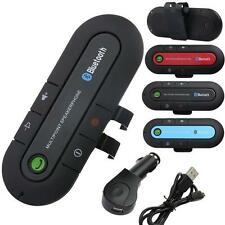 Latest Bluetooth Car HandsFree Hands Free Kit Multipoint Speakerphone