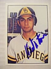 HECTOR TORRES signed PADRES 1975 SSPC baseball card AUTO Autographed CUBS ASTROS