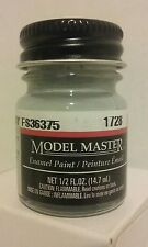 Testors Model Master Enamel paint 1728, Light Ghost Grey. 1/2fl.oz. (14.7ml.)