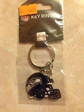Seattle Seahawks Metal Helmet Key Ring