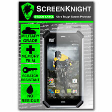 ScreenKnight Caterpillar CAT S50 SCREEN PROTECTOR invisible shield