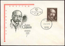 Austria 1970 Alfred Cossmann FDC First Day Cover #C23767
