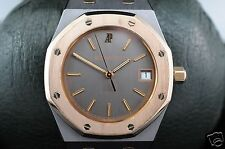 Audemars Piguet Royal Oak 14790 Tantalum/18K gold automatic, box, mint, serviced