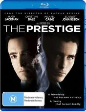 """The Prestige (Blu-ray, 2008)  """" postage special 9 dvds for $10.00 see descripton"""
