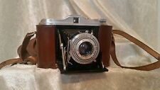 Vintage AGFA Isolette Camera c.1945-50 With Carry / Protector Case Germany