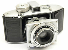 Agfa Karat 35mm film camera with rapid film holders stock No. U2280