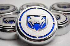 """983002-RD 2003-2007 Dodge Viper """"Fangs"""" Cap Cover Set- Carbon Fiber 5pc"""