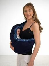 New Baby Infant Newborn Adjustable Carrier Sling Wrap Rider Backpack Pouch Ring