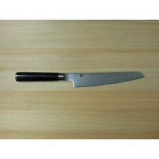 "New Shun Classic 6 1/2"" Serrated Panini/Bread Knife DM0758 DM 0758 Brotmesser"