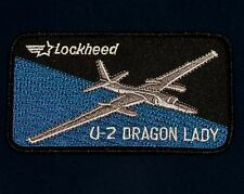US Air Force Lockheed U-2 Dragon Lady Patch CIA Vietnam Iraq Afghanistan