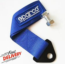 Sparco Tow Strap JDM racing belt new universal recovery hook race rally cars