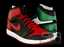 2009 NIKE AIR JORDAN DMP 1 RETRO HIGH DEFINING MOMENTS PACK RED BLACK GREEN WHIT
