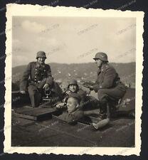 Trier- Fluwa null-Flugwache-Wehrmacht-Luftwaffe-Beobachter-Technik-Luftschutz-13