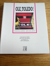 OLE TOLEDO, SEAT CAR BOOK jm