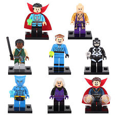 Doctor Strange Ancient One Mordo Clea Beast Bolt8 Minifigures Building Toys LEGO
