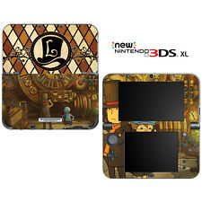 Professor Layton for New Nintendo 3DS XL Skin Decal Cover