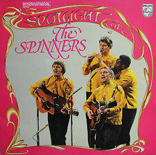 """Vinyle 33T The Spinners """"Spotlight on the Spinners"""""""