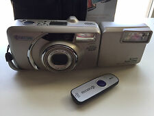 KYOCERA YASHICA  Zoomate 165EF Fully Automatic 35mm Zoom Lens Camera 38-165mm