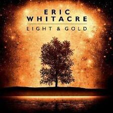 "ERIC WHITACRE ""LIGHT & GOLD"" CD NEU"