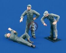 Verlinden 1/35 US Mechanics WWII - Korea (3 Figures) [Resin Model kit] 1558