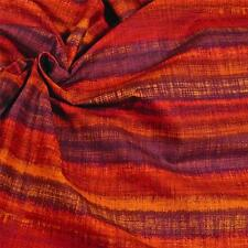Cotton Fabric Per Yard, Wine to Red to Orange to Brown, Fusions Ombre by Kaufman