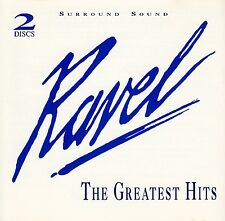 RAVEL : THE GREATEST HITS / 2 CD-SET - TOP-ZUSTAND