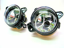 Pair of Front Fog Lamps Foglights Light Units for VW T5 Van Caravelle 2006-2010