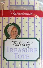 "American Girl ""Felicity"" Treasure Tote, 3"" x 4 3/4"", Games, Puzzles, Crafts"
