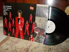 Rod STEWART: Body Wishes / Warner 923877 1 Germany LP stereo NM