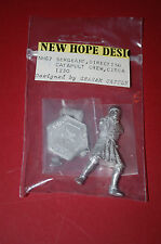 New Hope Design NH67 - Sergeant Directing Catapult 1230 Scala  54mm