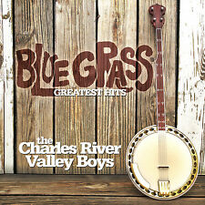 CD Bluegrass de The Charles River Valley Boys Greatest Hits