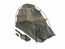Mosquito Net Tent - Olive Green - British Army - Genuine Issue - Grade 1