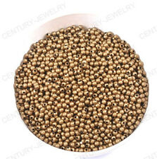 Wholesale lots Gold/SilverCopper/Black/Bronze/ Plated Metal Spacer Charms Beads