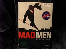 Mad Men - Season Two  -4DVD-Box