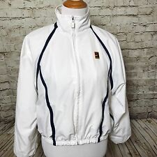 Nike Jacket Pete Sampras Tennis Coat Agassi Mens S Vntg 90s VINTAGE 4-6 Womens